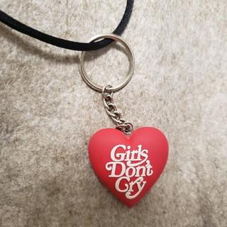 ジーディーシー(GDC)のgirls don't cry キーホルダー(キーホルダー)