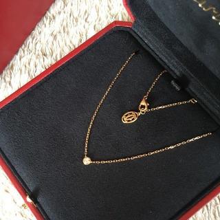 Cartier - Cartier ダイヤモンド ネックレス