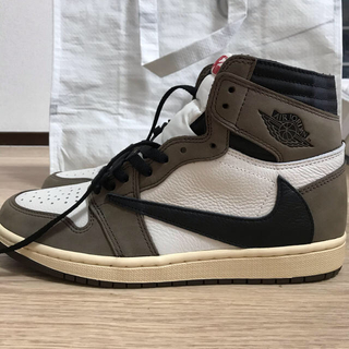 NIKE - NIKE× travis scott AIR JORDAN1