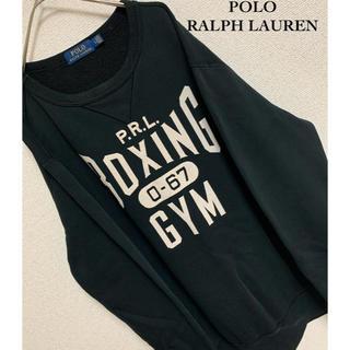 POLO RALPH LAUREN - 【POLO RALPH LAUREN】ラルフローレン  スウェットトレーナー古着
