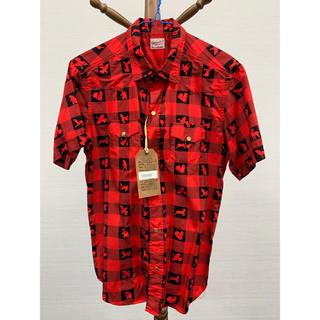 テンダーロイン(TENDERLOIN)のテンダーロイン   ウィンチェスター 半袖シャツ XS マニマル(シャツ)