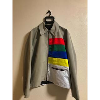 ジョンローレンスサリバン(JOHN LAWRENCE SULLIVAN)のxander zhou jacket 19aw ジャケット ナイロン(ナイロンジャケット)