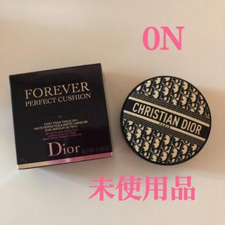 Dior - ディオール クッションファンデーション 0N