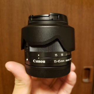 Canon - EF-M 15-45mm F3.5-6.3 IS STM