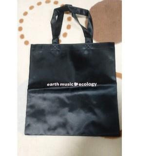 アースミュージックアンドエコロジー(earth music & ecology)のearth music & ecology ト-トバッグ 中古品(トートバッグ)