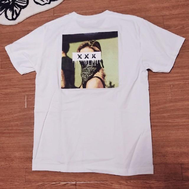 GOD SELECTION XXX*Tシャツ『S』*ゴッドセレクション*バクプリ メンズのトップス(Tシャツ/カットソー(半袖/袖なし))の商品写真