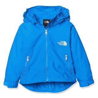 ザノースフェイス(THE NORTH FACE)の新品 タグ付き ノースフェイス コンパクトジャケット  ブルー(ジャケット/上着)