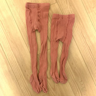 ザラキッズ(ZARA KIDS)のザラベビー  2足セット タイツ(靴下/タイツ)