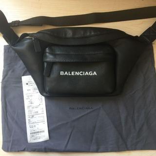 バレンシアガ(Balenciaga)のBALENCIAGA ウエストポーチ ボディバッグ(ウエストポーチ)