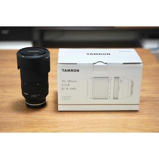 TAMRON - 【美品】TAMRON 70-180mm f2.8 model A056