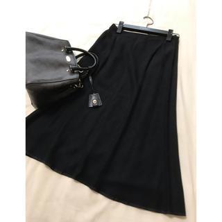 PRADA - PRADA スカート  ブラック 黒 プラダ 卒業 卒園 入学 入園