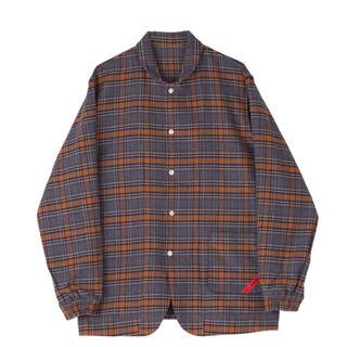 アンユーズド(UNUSED)のphingerin  NIGHT SHIRT SVL ナイトシャツ ジャケット(シャツ)