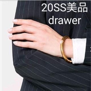 ドゥロワー(Drawer)のドゥロワー エストネーション 20SS新品 アリギエーリ ブレスレット バングル(ブレスレット/バングル)
