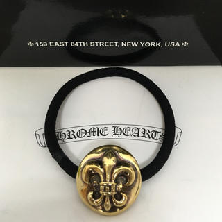 Chrome Hearts - CHROME HEARTS 22KGP HAIRBAND2 BS FLR