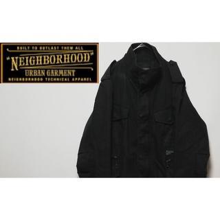 ネイバーフッド(NEIGHBORHOOD)の173 NEIGHBOR HOOD M-65 ミリタリージャケット フィールド(ミリタリージャケット)