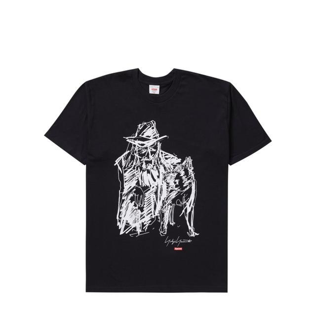Supreme(シュプリーム)のSupreme yohji yamamoto Portrait tee メンズのトップス(Tシャツ/カットソー(半袖/袖なし))の商品写真