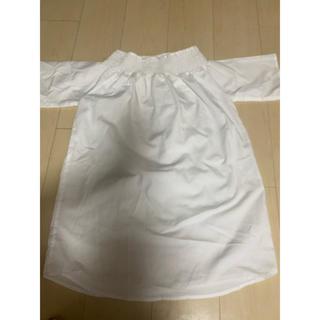 エモダ(EMODA)のEMODA オフショルダー(カットソー(半袖/袖なし))