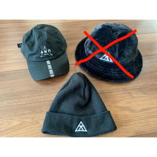 倖田來未 ツアー帽子 3個セット
