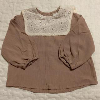 フタフタ(futafuta)の襟付きトップス(Tシャツ/カットソー)
