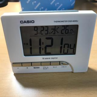 カシオ(CASIO)のCASIO(置時計)