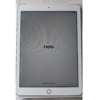 iPad - au版 ipad air2 64GB シルバー