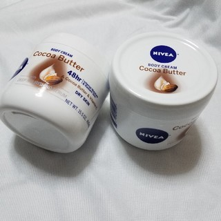 ニベア(ニベア)の日本未発売 NIVEA BODY CREAM Cocoa Butter (ボディクリーム)