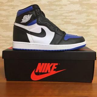 ナイキ(NIKE)のNike Air Jordan 1 Royal Toe 26.5cm(スニーカー)