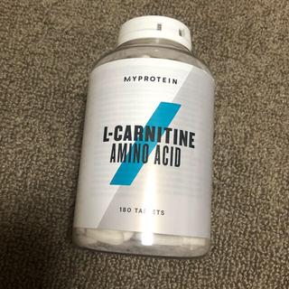 マイプロテイン(MYPROTEIN)のmyprotein マイプロテイン L-carnitine カルニチン(トレーニング用品)
