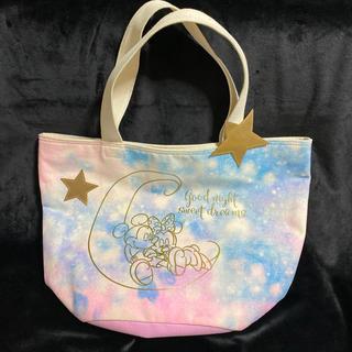ディズニー(Disney)の未使用 ディズニーストア トートバッグ バッグ ミッキー  ミニー ディズニー(トートバッグ)