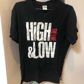 サンダイメジェイソウルブラザーズ(三代目 J Soul Brothers)のHIGH&LOW Tシャツ(Tシャツ/カットソー(半袖/袖なし))
