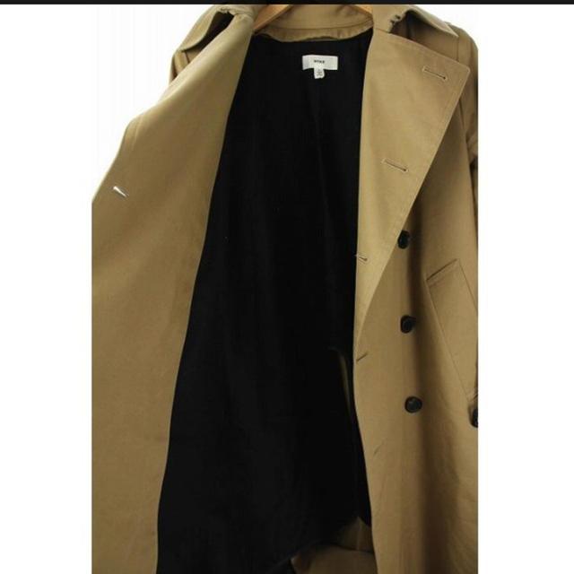 HYKE(ハイク)のHYKE トレンチコート  レディースのジャケット/アウター(トレンチコート)の商品写真