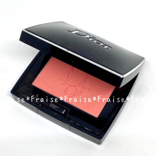 Dior - Dior ディオール♡チーク ブラッシュ #676