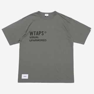 W)taps - WTAPS PX Tシャツ XL オリーブドラブ
