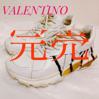VALENTINO - 人気☆VALENTINOスニーカー