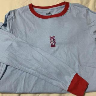 エックスガール(X-girl)のxgirl ロンT ロングTシャツ(Tシャツ/カットソー(七分/長袖))