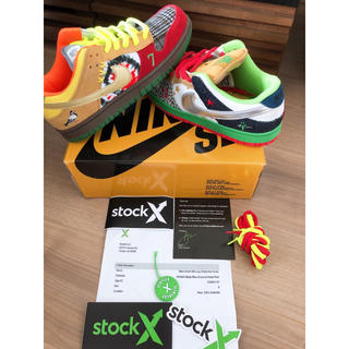 NIKE -  NIKE SB WHAT THE DUNK 318403-141レア物!プレゼ