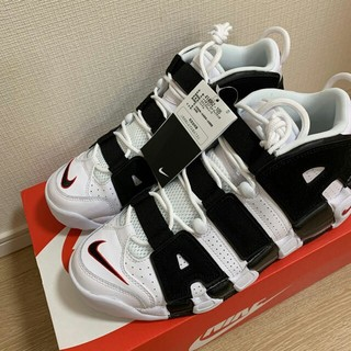 NIKE - 24.5cm AIR MORE UPTEMPO モアテン 414962-105
