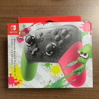 Nintendo Switch - Nintendo Switch Proコントローラースプラトゥーン2エディション