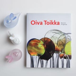 イッタラ(iittala)のOiva Toikka 作品集 オイバトイッカ バード キューブ(置物)