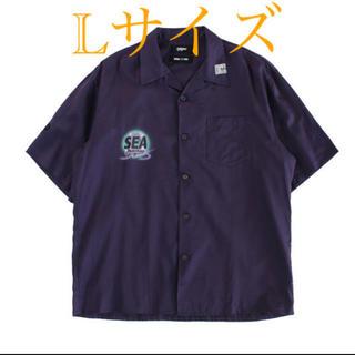 シー(SEA)のWIND AND SEA MYne (マイン) コラボシャツ(シャツ)