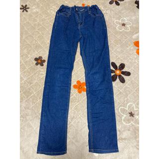 レピピアルマリオ(repipi armario)のレピピのジーンズ サイズL/165(デニム/ジーンズ)