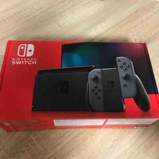 Nintendo Switch - 任天堂 Switch グレー 本体 中古