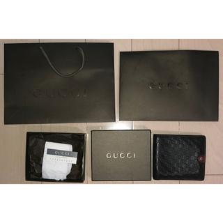 グッチ(Gucci)のGUCCI 折り財布(折り財布)