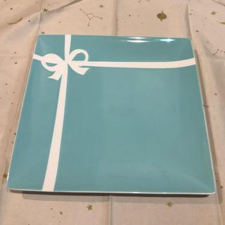Tiffany & Co. - 【TIFFANY(ティファニー)】ブルーボックスプレート(4枚セット)