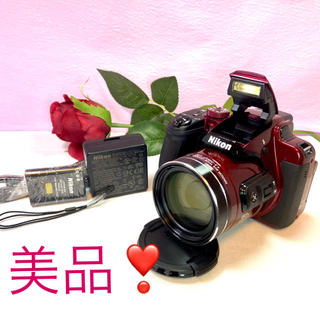 Nikon - 【美品】COOLPIX B700 レッド