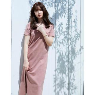 AKB48 - herlipto Relaxed T-Shirt Long Dress