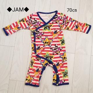 JAM - Jam ジャム ベビーロンパース 長袖 70㎝  双子