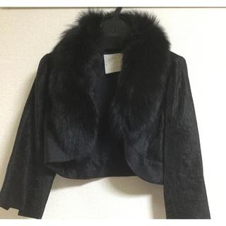 グレースコンチネンタル(GRACE CONTINENTAL)のグレース ファージャケット(毛皮/ファーコート)