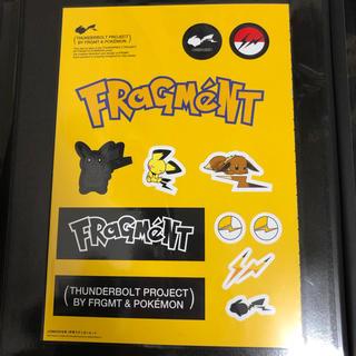 フラグメント(FRAGMENT)のFRAGMENT Pokemon ステッカー(その他)
