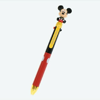 Disney - 東京ディズニーリゾート限定 ミッキー 三色ボールペン シャーペン